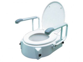 ALZA WC INCLINABLE CON REPOSABRAZOS ABATIBLES PRIM