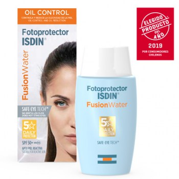 FOTOPROTECTOR ISDIN FUSION WATER SPF50 50ML