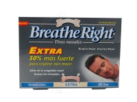 BREATHE RIGHT EXTRA 8 U