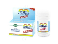 MULTICOMPLEX  ADULTOS 30 TAB