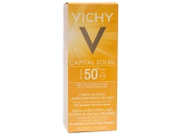 CAPITAL SOLEIL SPF 50+ CREMA FACIAL 50 ML