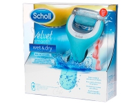 DR SCHOLL VELVET SMOOTH LIMA PIES WET & DRY RECARGABLE