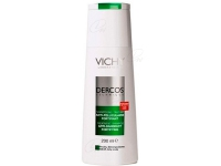 DERCOS TECHNIQUE CHAMPU ANTICASPA FORTIFICANTE 200 ML