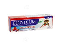 ELGYDIUM KIDS 2-6 50 ML FRUTOS ROJOS